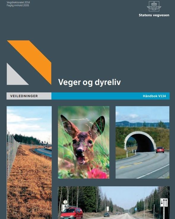 Veger og dyreliv. Statens vegvesen