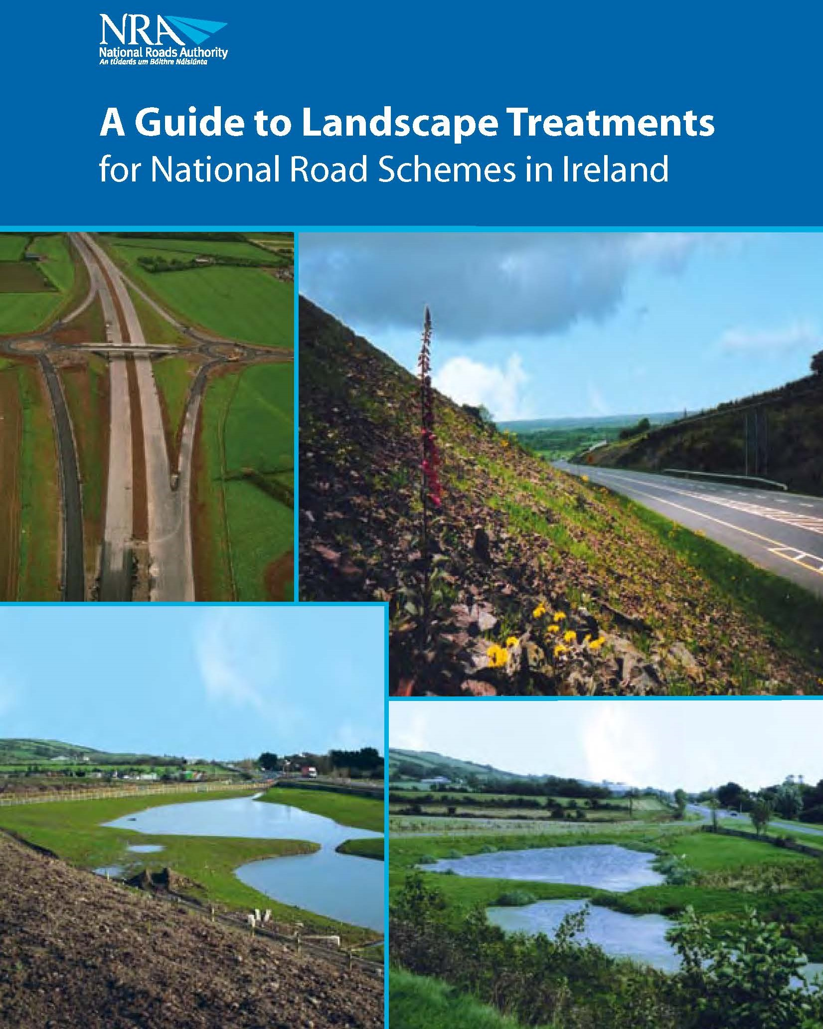A Guide to Landscape Treatments for National Road Schemes in Ireland. National Roads Authority (NRA)