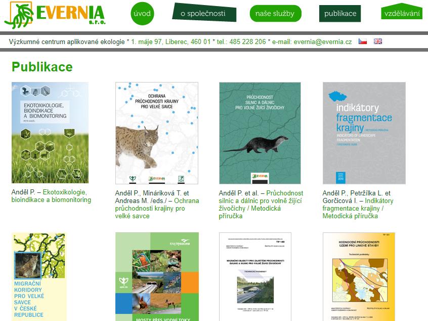 Czech guidelines and handbooks. EVERNIA
